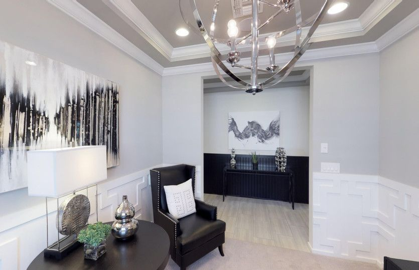 Living Area featured in the Cosenza By Pulte Homes in Phoenix-Mesa, AZ