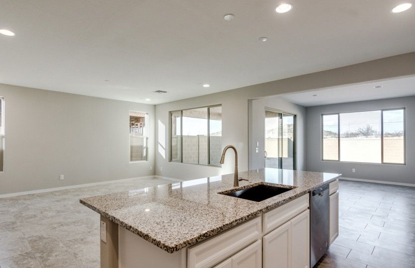 Kitchen featured in the Acerra By Pulte Homes in Phoenix-Mesa, AZ