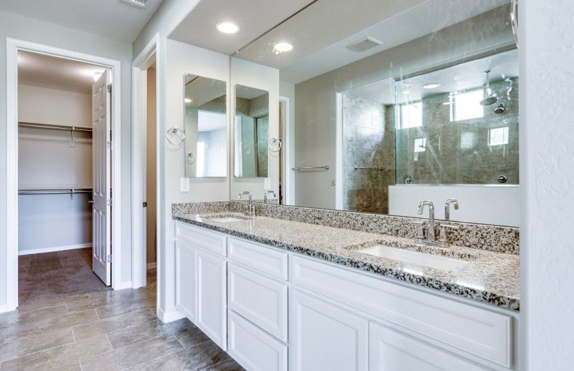 Bathroom featured in the Acerra By Pulte Homes in Phoenix-Mesa, AZ
