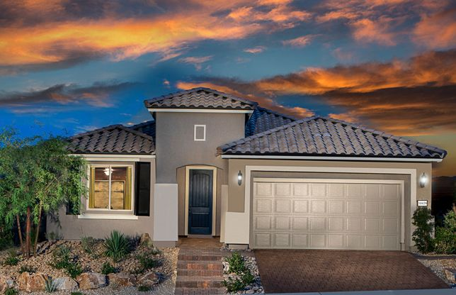 Solitude At Skye Canyon In Las Vegas, NV, New Homes