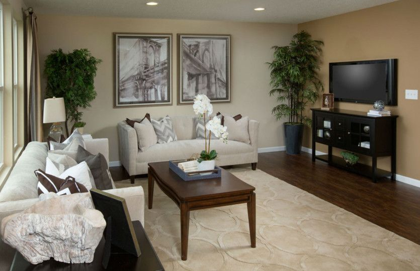 Living Area featured in the Dalton By Pulte Homes in Minneapolis-St. Paul, MN