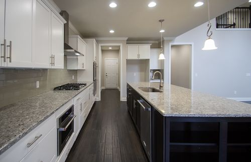 Kitchen-in-Cedarwood-at-Bent Creek-in-Westfield