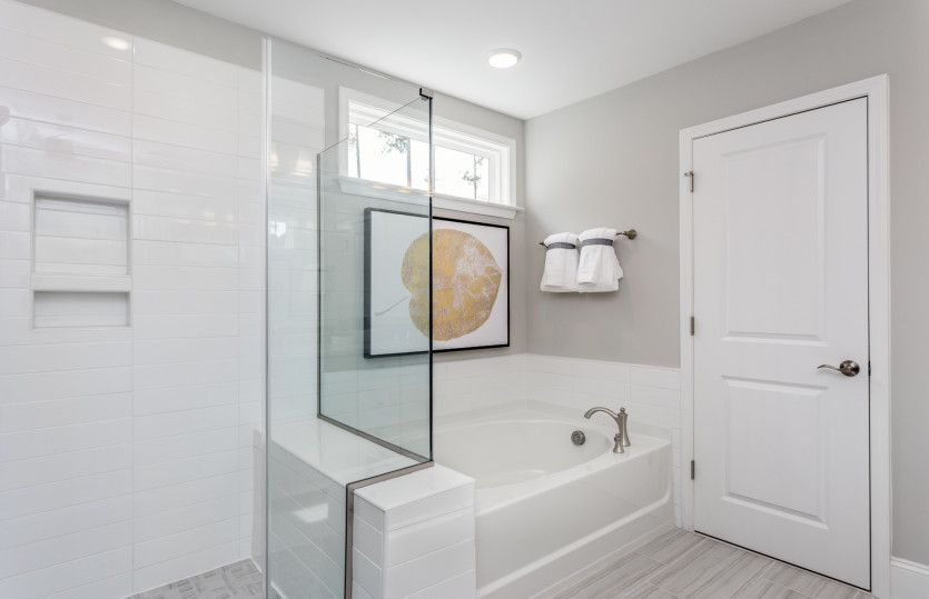 Bathroom featured in the Continental II By Pulte Homes in Raleigh-Durham-Chapel Hill, NC