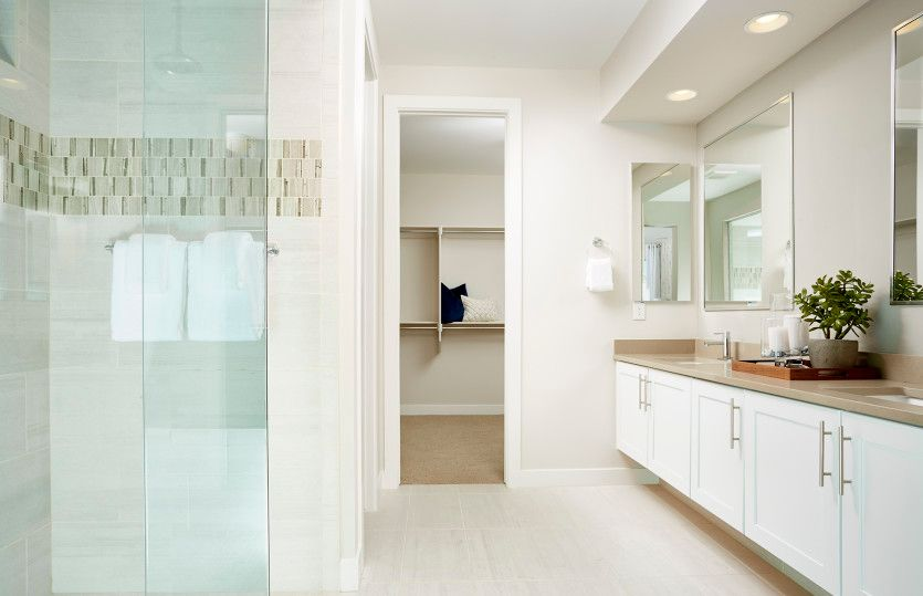 Bathroom featured in the Parklane By Pulte Homes in Phoenix-Mesa, AZ