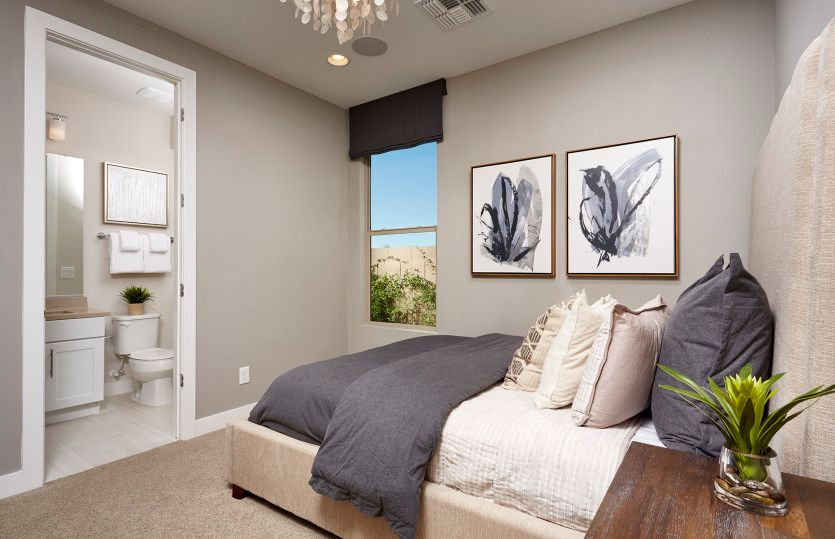 Bedroom featured in the Parklane By Pulte Homes in Phoenix-Mesa, AZ