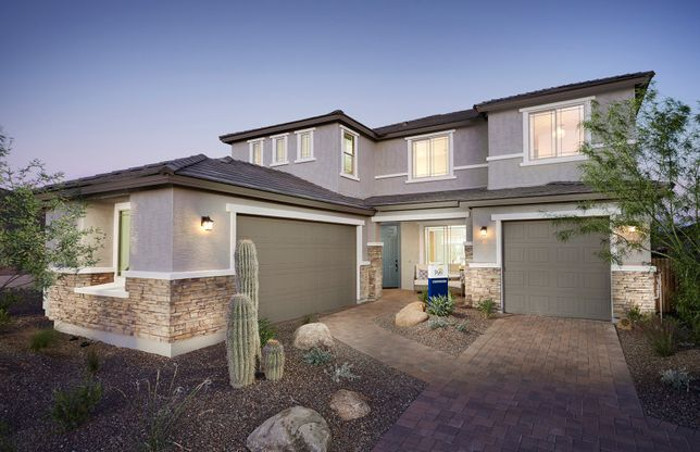 Exterior:Pulte Homes Introduces New Construction Homes in Peoria at Aloravita