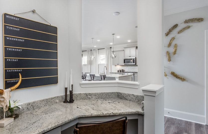 Living Area featured in the Continental By Pulte Homes in Raleigh-Durham-Chapel Hill, NC