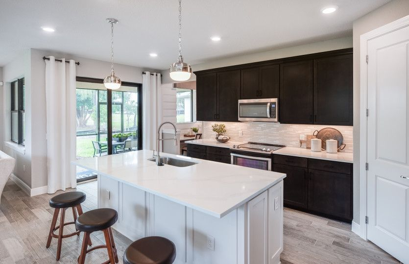 Kitchen-in-Fifth Avenue-at-The Enclaves at Woodmont-in-Tamarac