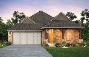 Arlington - The Overlook at Creekside: New Braunfels, Texas - Pulte Homes
