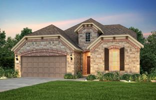 Mooreville - The Overlook at Creekside: New Braunfels, Texas - Pulte Homes