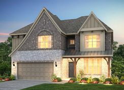Caldwell - The Overlook at Creekside: New Braunfels, Texas - Pulte Homes