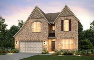 Lexington - Davis Ranch: San Antonio, Texas - Pulte Homes