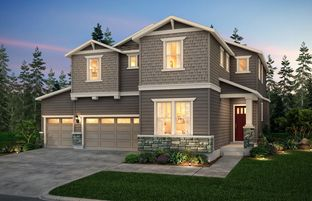 Lynwood - Glenmore: Lake Stevens, Washington - Pulte Homes