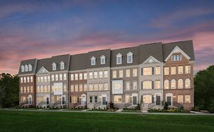 Century Row by Pulte Homes in Washington Maryland