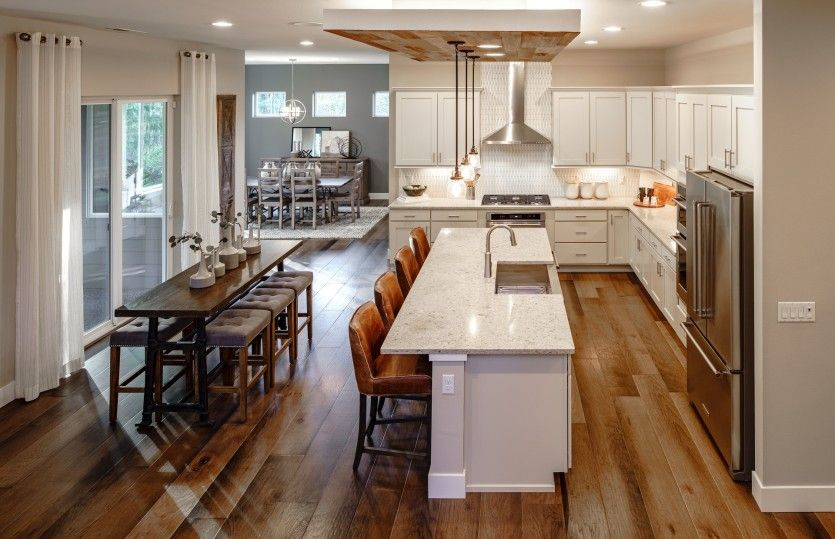 Kitchen featured in the Davenport By Pulte Homes in Seattle-Bellevue, WA
