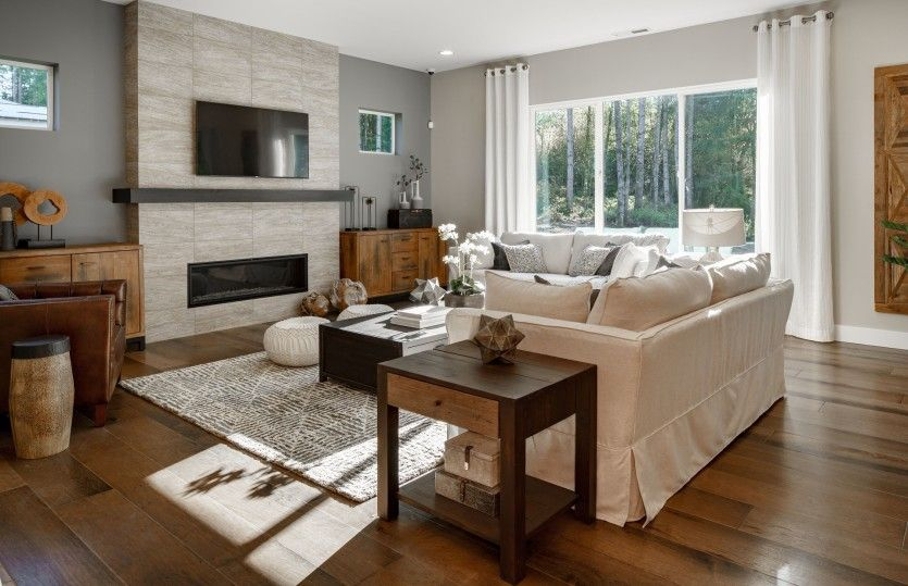 Living Area featured in the Davenport By Pulte Homes in Seattle-Bellevue, WA