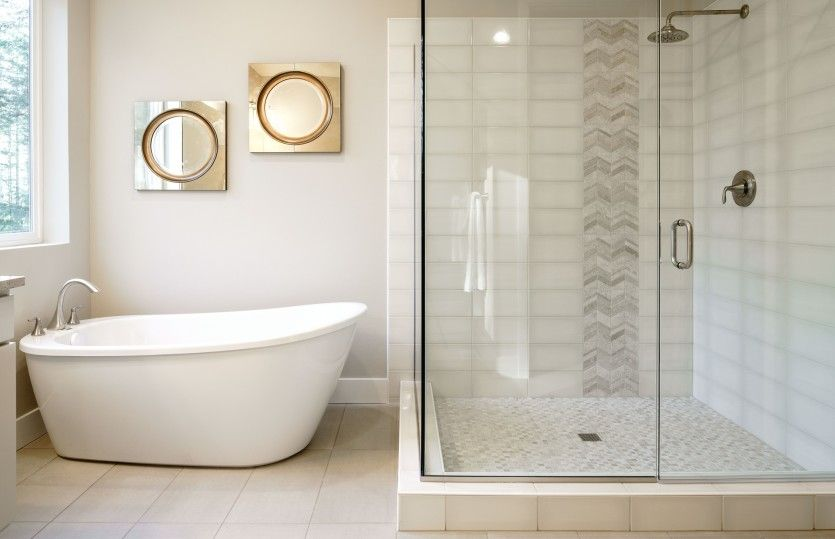 Bathroom featured in the Davenport By Pulte Homes in Seattle-Bellevue, WA