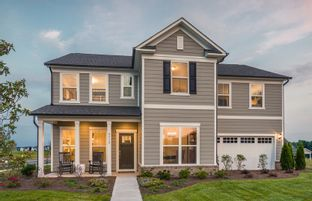 Riverview - McCullough: Fort Mill, North Carolina - Pulte Homes