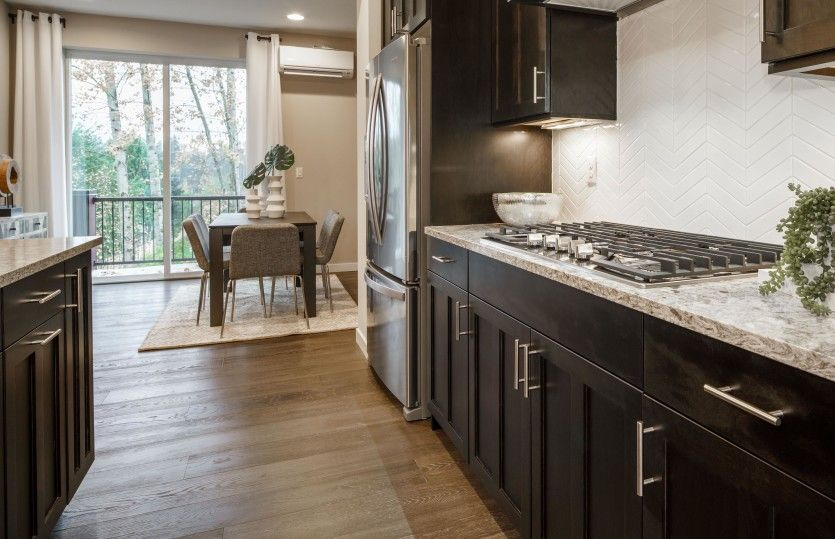 Kitchen featured in the Residence I By Pulte Homes in Seattle-Bellevue, WA