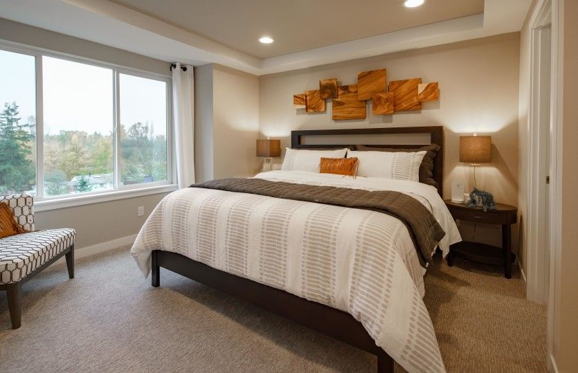 Bedroom featured in the Residence I By Pulte Homes in Seattle-Bellevue, WA
