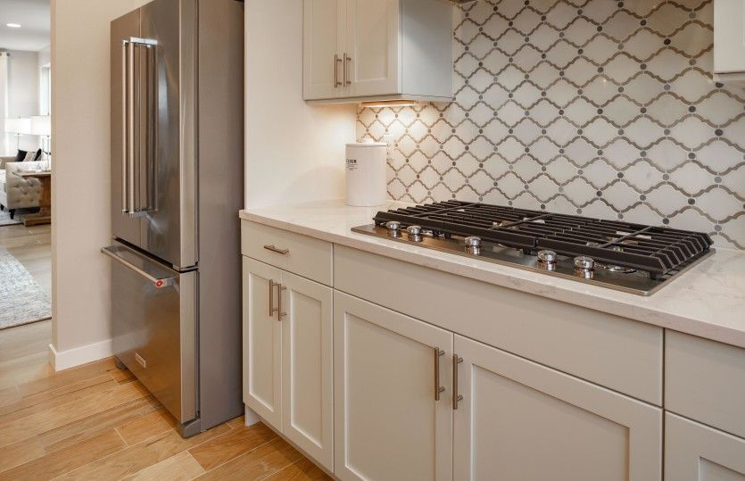 Kitchen featured in the Residence III By Pulte Homes in Seattle-Bellevue, WA