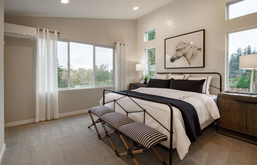 Bedroom featured in the Residence III By Pulte Homes in Seattle-Bellevue, WA