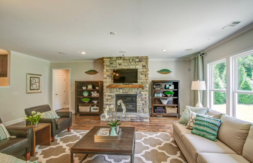 Living Area featured in the Vanderbilt Reserve By Pulte Homes in Nashville, TN