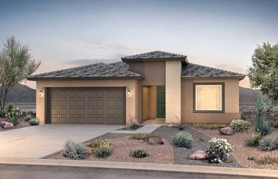 New Homes In Rio Rancho Nm 55 Communities Newhomesource