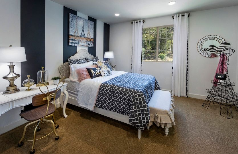 Bedroom featured in the Rome By Pulte Homes in Los Angeles, CA