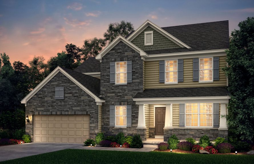 'Woodlands of Mentor' by Pulte Homes - Ohio - Cleveland in Cleveland