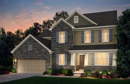 Woodlands Of Mentor By Pulte Homes In Cleveland Ohio