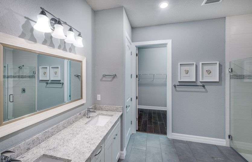 Bathroom featured in the Pompano By Pulte Homes in Palm Beach County, FL