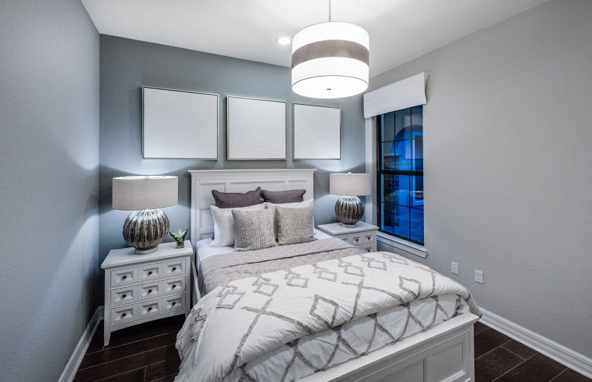Bedroom featured in the Pompano By Pulte Homes in Palm Beach County, FL
