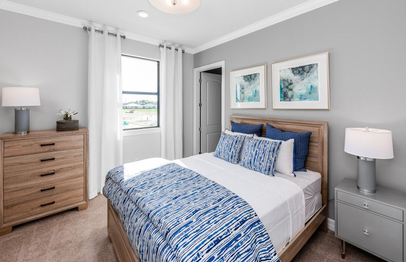 Bedroom featured in the Westgate By Pulte Homes in Palm Beach County, FL