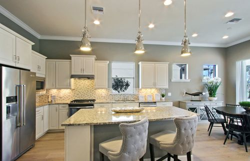 Kitchen-in-Abbeyville-at-River Hall Country Club-in-Alva