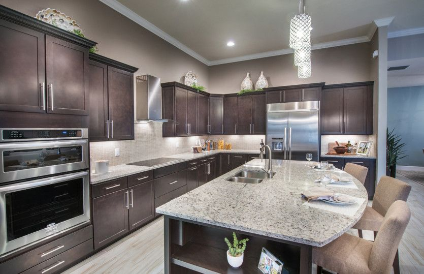 Kitchen featured in the Stonewater By Pulte Homes in Fort Myers, FL