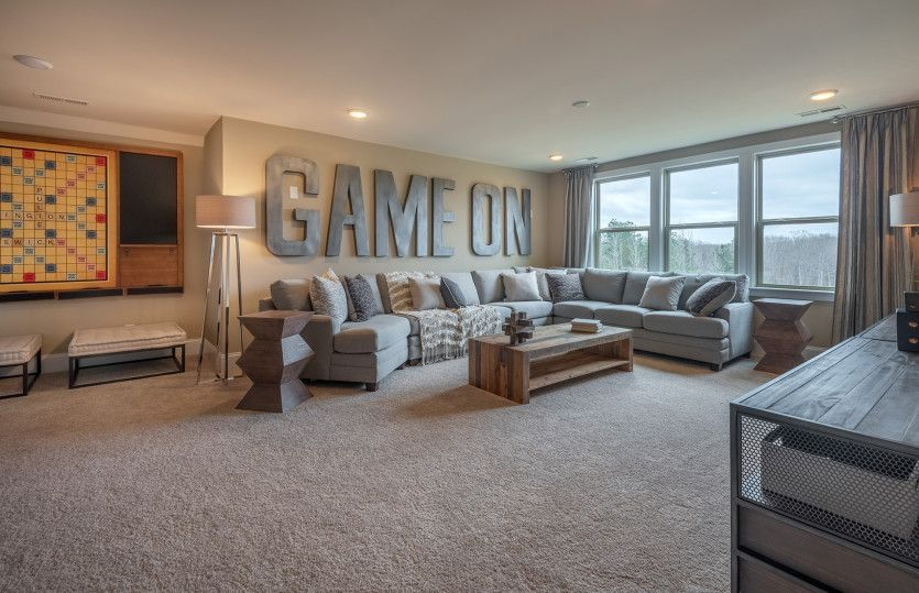 Greatroom-and-Dining-in-Brunswick Basement-at-Taramore-in-Brentwood