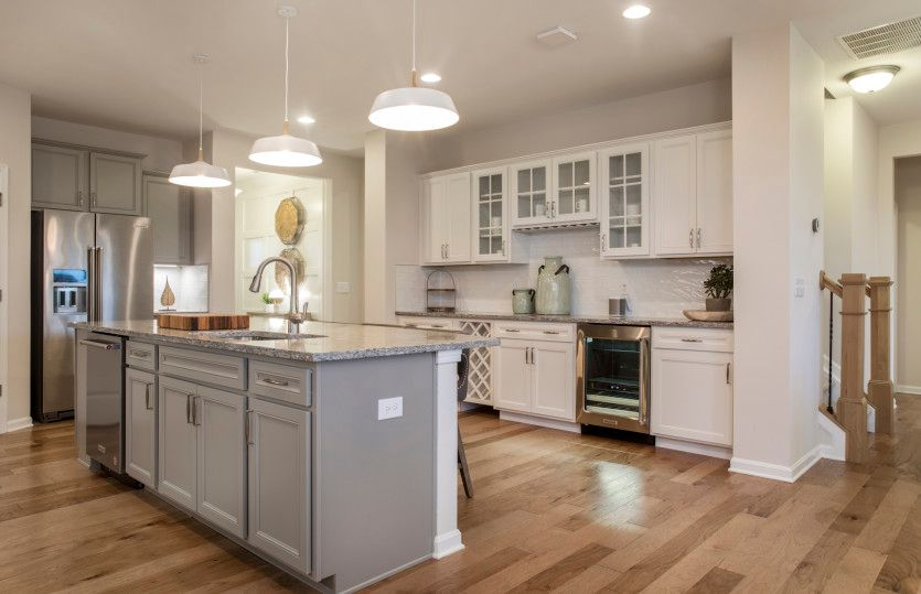 Kitchen featured in the Castle Rock By Pulte Homes in Louisville, KY