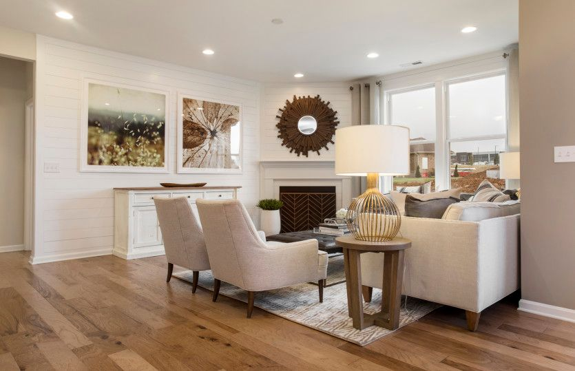Living Area featured in the Castle Rock By Pulte Homes in Louisville, KY