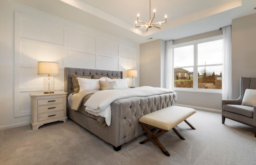 Bedroom featured in the Castle Rock By Pulte Homes in Louisville, KY