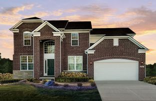 Lauren - Beacon Pointe: Shelby Township, Michigan - Pulte Homes