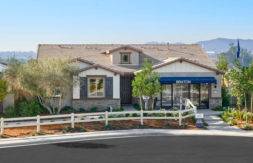 Exterior featured in the Coventry By Pulte Homes in Riverside-San Bernardino, CA