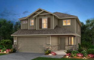 Lincoln - Santa Rita Ranch: Liberty Hill, Texas - Pulte Homes