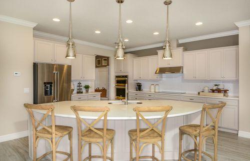 Kitchen-in-Richmond-at-Phillips Grove-in-Orlando