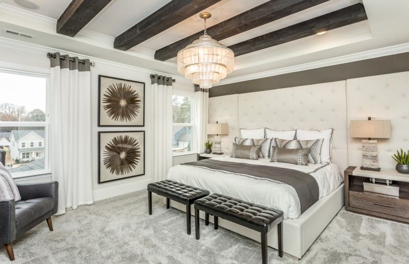 Bedroom featured in the Waterstone By Pulte Homes in Raleigh-Durham-Chapel Hill, NC