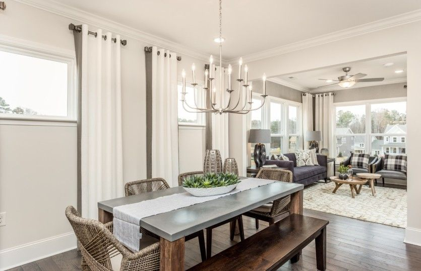 Living Area featured in the Waterstone By Pulte Homes in Raleigh-Durham-Chapel Hill, NC