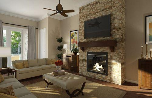Greatroom-in-Ashbrook-at-Vista Bella-in-San Antonio