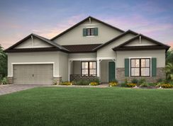 Tangerly Oak - WildBlue: Fort Myers, Florida - Pulte Homes
