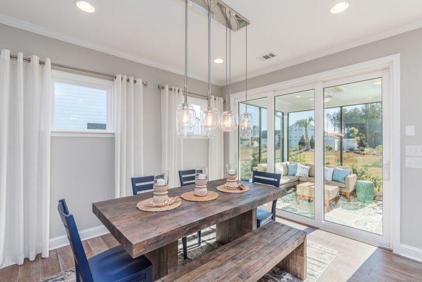 Living Area featured in the Continental By Pulte Homes in Savannah, GA