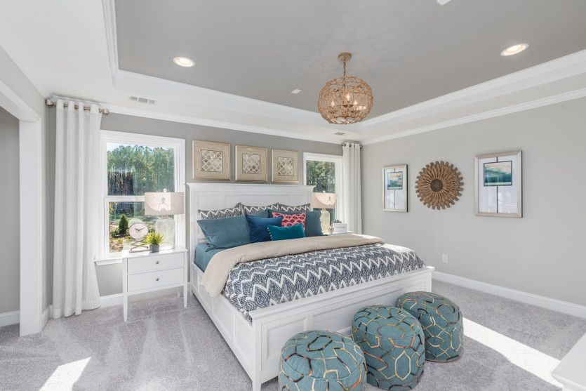 Bedroom featured in the Continental By Pulte Homes in Hilton Head, SC